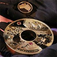 """Đồng tiền """"báu vật"""" đắt nhất trong lịch sử Australia trị giá 1,8 triệu USD"""