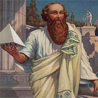"""Thiên tài toán học Pitago đã có những tư tưởng """"điên rồ"""" như nào?"""