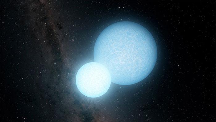 Cận cảnh những sao lùn trắng, nguồn gốc của nguyên tố quan trọng nhất cho sự sống Trái đất