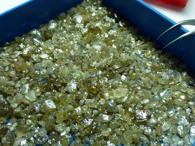 """Loại kim cương này được xem là """"viên nang hoàn hảo của thời gian""""."""