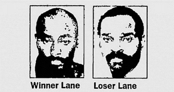 Hai anh em Winner Lane - Loser Lane.