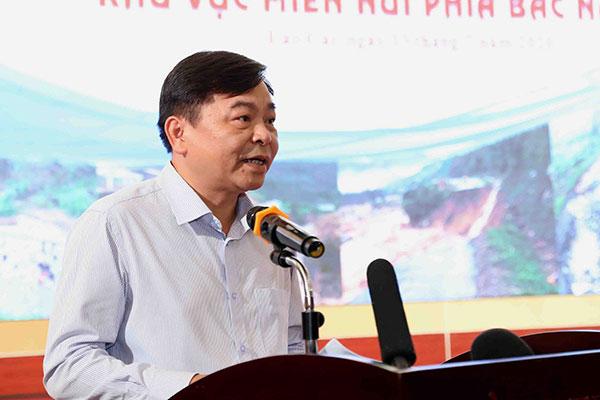 Thứ trưởng Bộ NN&PTNT Nguyễn Hoàng Hiệp.