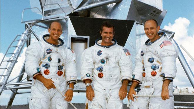 Phi hành đoàn Apollo 12