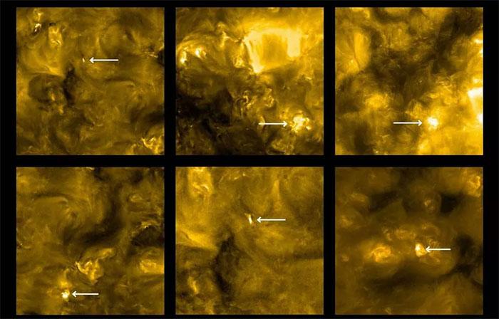Ảnh chụp gần bề mặt Mặt Trời nhất mới được NASA công bố.