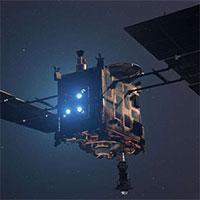 Tàu vũ trụ Nhật Bản sẽ trở về Trái đất vào tháng 12