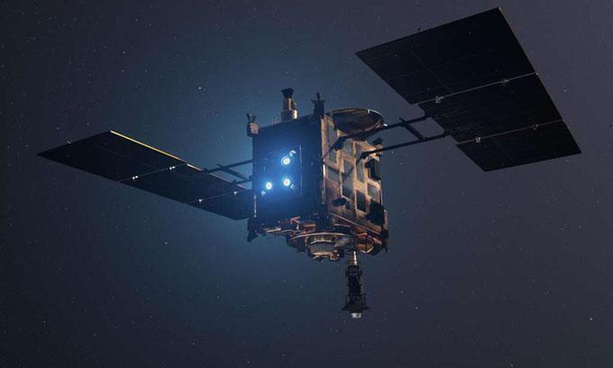 Tàu vũ trụ Hayabusa2 sẽ trở về hành tinh xanh trong 5 tháng tới.