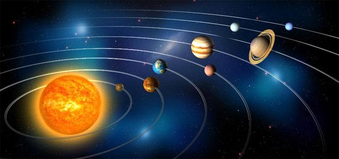 Bạn nên dậy vào sáng sớm để thấy tất cả 5 hành tinh trên cùng một bầu trời.