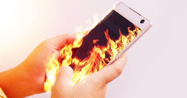 Tại sao smartphone nóng lên mỗi khi sử dụng?
