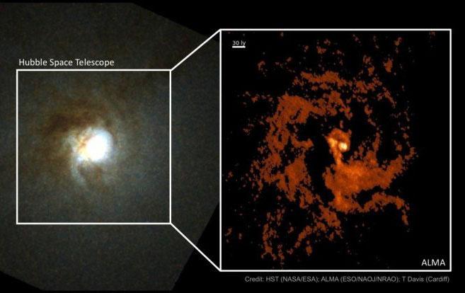 Bóng ma của Mirach sở hữu trái tim là một kho báu thiên văn