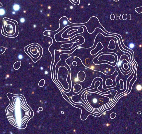 Bắt được tín hiệu radio từ 4 vật thể vũ trụ lạ giống đĩa bay ánh sáng - Ảnh minh hoạ 2