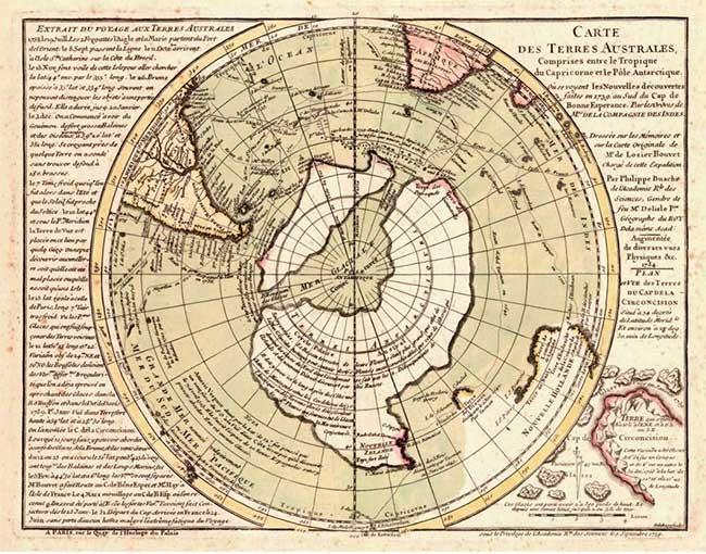 Bản đồ Buache
