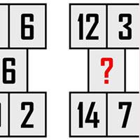 Thử thách tài suy luận với câu đố điền số vào dấu hỏi chấm