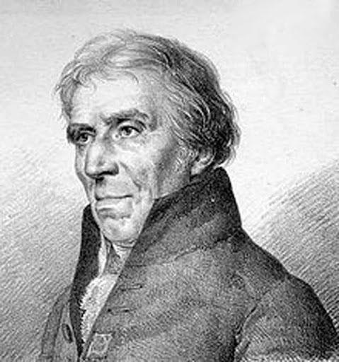 Năm 1737, Philippe Buache công bố tấm bản đồ mang tên mình