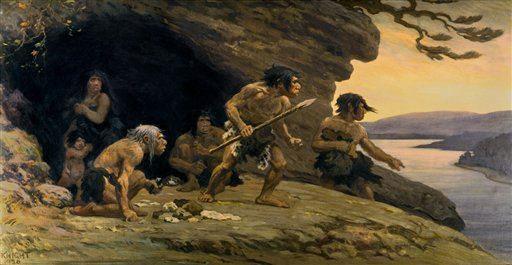 Người tiền sử đã sống ở châu Mỹ ít nhất là 14.000 năm.