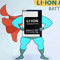Pin Lithium-Ion và Lithium-polymer có gì khác biệt?