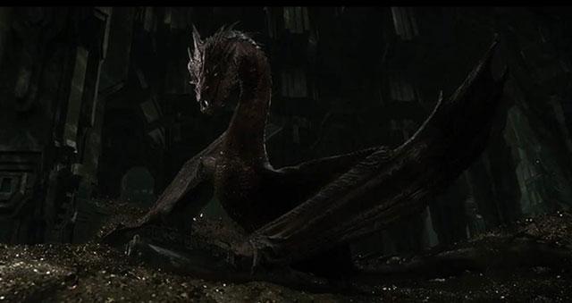 Nếu rồng Smaug có thật thì nó cũng có thể bay được.