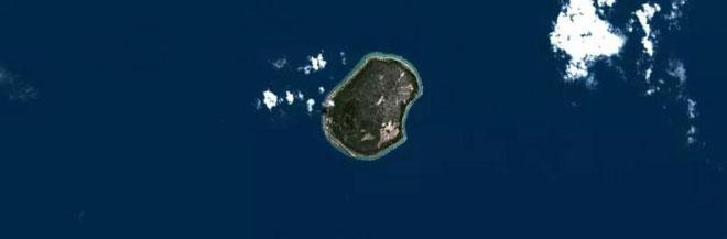 Nauru còn là nước cộng hòa có diện tích nhỏ nhất trên thế giới.