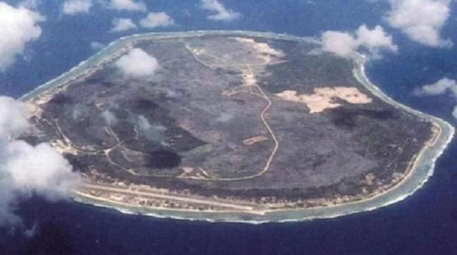 Nói Nauru là một hòn đảo mọc trên phân chim thì cũng không hoàn toàn sai.