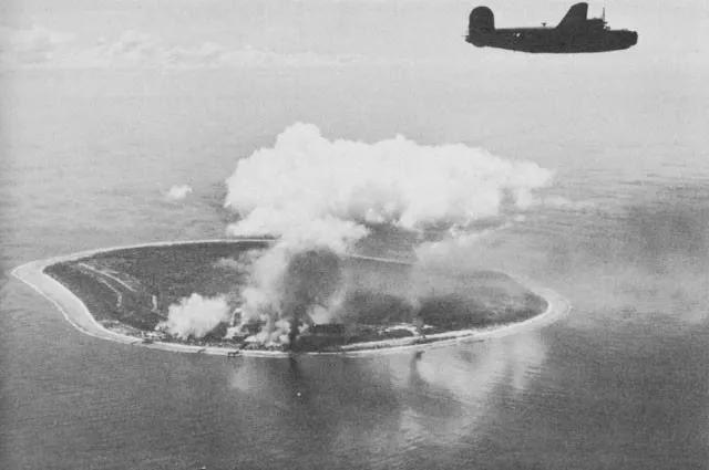 Vào thời điểm sau khi Chiến tranh thế giới thứ nhất bùng nổ, quân Úc chiếm Nauru