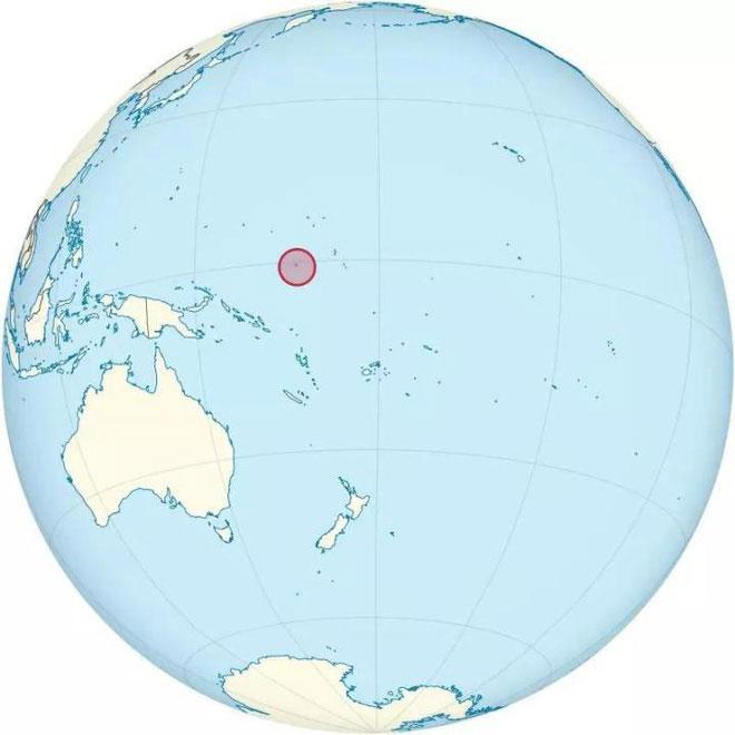 Cộng hòa Nauru là một đảo quốc tại Micronesia thuộc Nam Thái Bình Dương