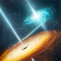 """Điều gì xảy ra nếu 2 """"siêu quái vật"""" vũ trụ này va chạm nhau?"""