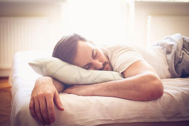 Loại thứ hai thường thấy ở người chỉ đặt cơ thể ở trạng thái nghỉ ngơi, còn não bộ vẫn đang lao nhanh