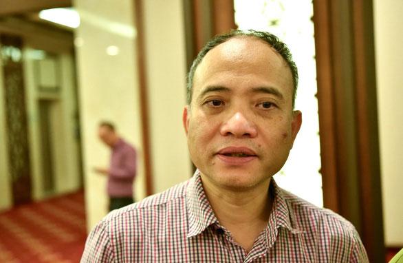TS Nguyễn Xuân Anh, viện trưởng Viện Vật lý địa cầu (Viện hàn lâm Khoa học và công nghệ Việt Nam)