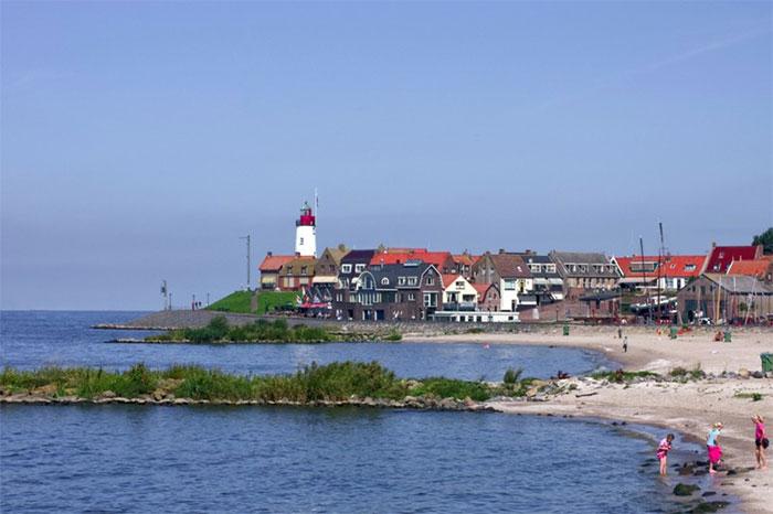 Công trình trị thủy khổng lồ này đã giúp Hà Lan giảm thiểu tối đa tác động của biển Bắc