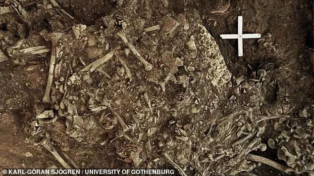 Cận cảnh ngôi mộ cổ mang bằng chứng về bệnh dịch hạch thời đại đồ đá mới