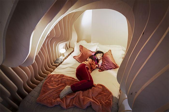 Theo nhiều chuyên gia, người giàu có các điều kiện để ngủ ngon hơn