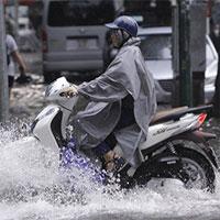 Dự báo thời tiết hôm nay: Từ chiều tối 12/8, Bắc Bộ bắt đầu đợt mưa lớn trên diện rộng