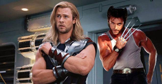 Thor vs Logan