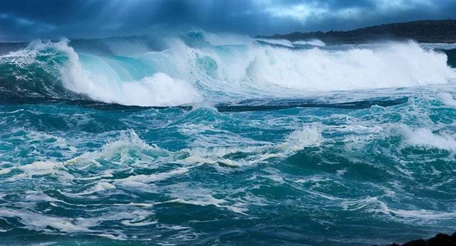 Nguy cơ ngập lụt chủ yếu đe dọa các khu vực nằm ở độ cao khoảng 10 mét so với mực nước biển.