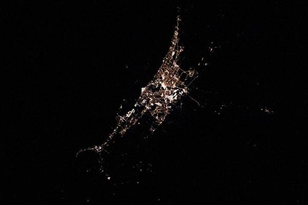 Thành phố Perth rực rỡ về đêm