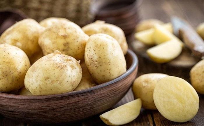 Khoai tây chưa qua chế biến có khả năng gây ngộ độc do chất solanine