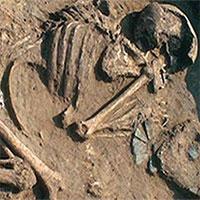Ngôi mộ 6.600 năm hé lộ khoảng cách giàu nghèo thời Đồ Đá
