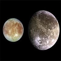 """Các vệ tinh của sao Mộc có thể """"sưởi ấm"""" cho nhau"""