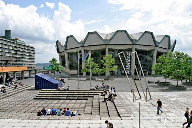 Đại học Bochum, Đức.