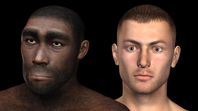 Người Neanderthals và người Homo sapiens chúng ta