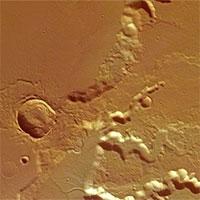 """Những địa điểm """"du lịch"""" kỳ thú nhất trên Hỏa tinh"""