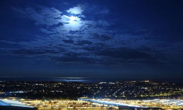 """Vào đúng Halloween năm nay, chúng ta sẽ có """"Mặt Trăng xanh""""."""