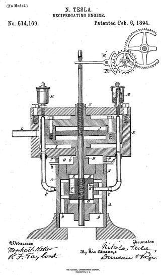 Bằng sáng chế máy động đất của Tesla