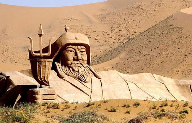 Lăng mộ Thành Cát Tư Hãn vẫn là điều bí ẩn.