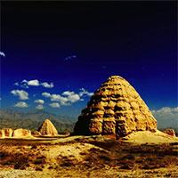 """Bí ẩn lăng mộ gần 1000 năm còn nguyên vẹn: """"Cỏ không dám mọc, chim không dám đậu"""""""