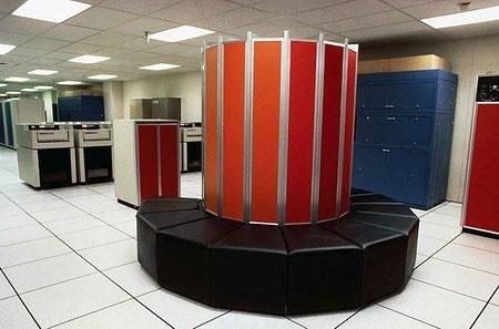Máy tinh Cray-1