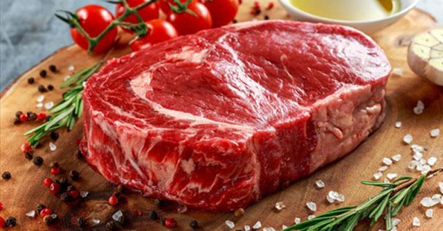 Lợi ích của thịt bò đối với sức khỏe