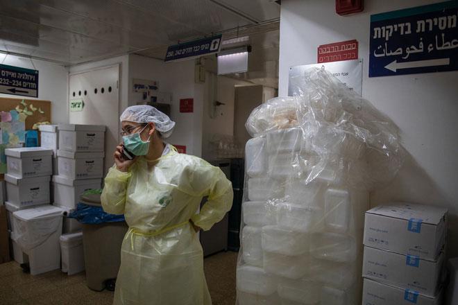 Phương pháp xét nghiệm gộp mẫu để phát hiện virus corona đã thu hút nhiều sự quan tâm tại Mỹ