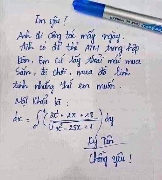 """Bây giờ muốn dùng wifi """"chùa"""" hay để biết được pass tài khoản thì còn phải giải cả phương trình toán học."""
