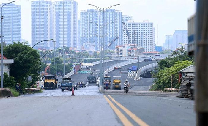 Đơn vị thi công sửa chữa cầu Thăng Long