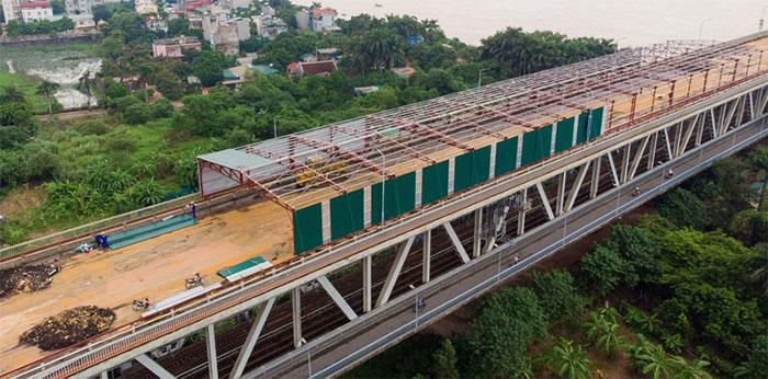 Dự án sửa chữa cầu Thăng Long do Tổng cục Đường bộ làm chủ đầu tư